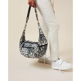 Cross body bag - leopard