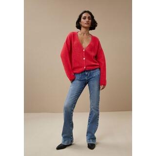 Liv Cardigan red