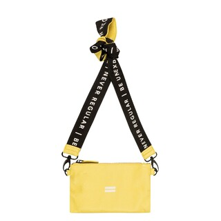 Mini pouch uni lemon