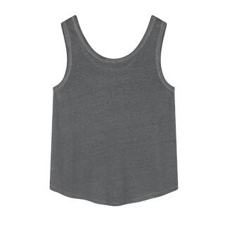Top linen grey