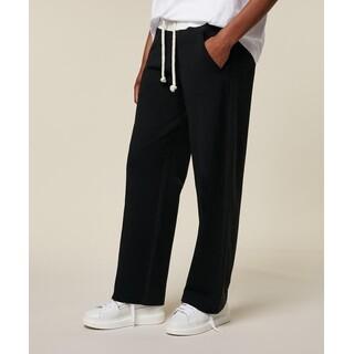 Wide pants - black