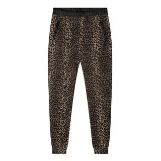Jogger leopard camo