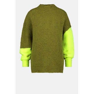 Pullover light/ guacamole