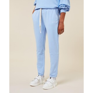 Cropped jogger - classic blue