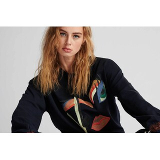 Sweater Winks Moody Blue