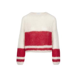 Evi Astro pullover - off white