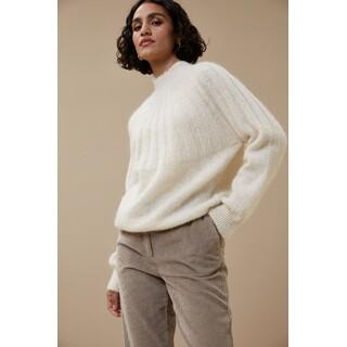 Zoe pullover off white