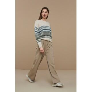 Liz stripe pullover