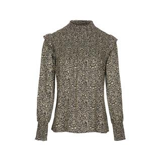 Marcia Paisley blouse