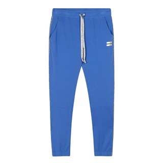 Golden pant royal blue