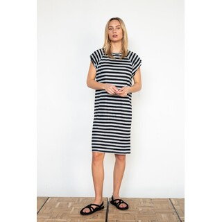 Dress stripe - S21T547 - black/pigeon