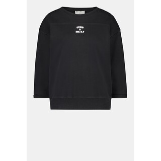 Sweater (S21T563) Black-white