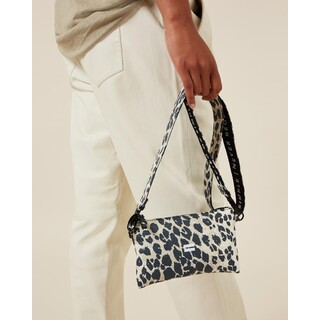 Mini pouch - leopard