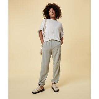 Pants linen - pistache