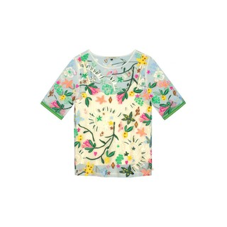 Top - Jungle Beats Embroidery