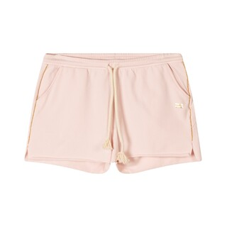Short soft dirty pink