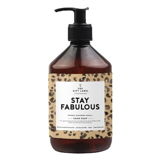 Hand soap Stay Fabulous