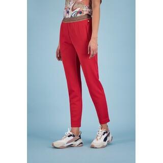 Pants raspberry full of luck